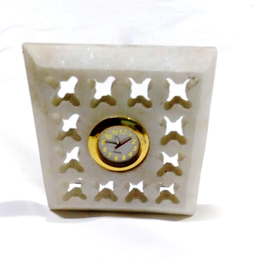 Marble Clocks